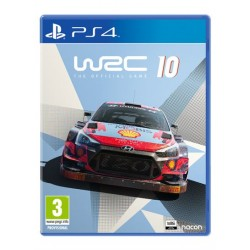 WRC 10 ps4 (Precintado)