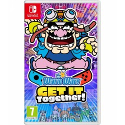 Wario Ware - Get it together - Switch (Reserva)